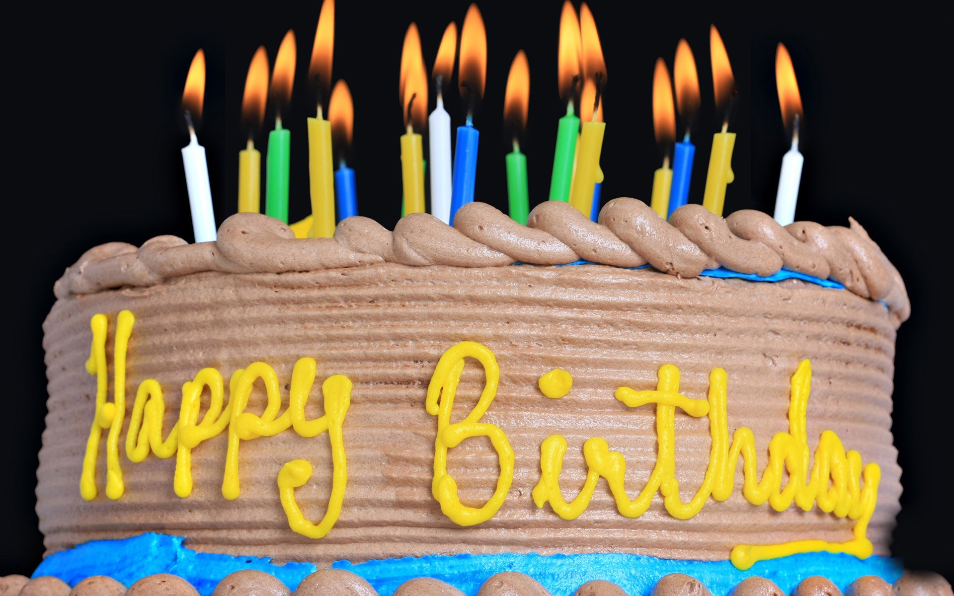 Birthday Cake With Candles Hd Images : Birthday Cake with Candles Full HD Wallpaper and ...