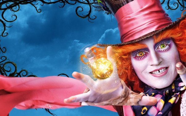 Movie Alice Through the Looking Glass (2016) HD Wallpaper | Background Image