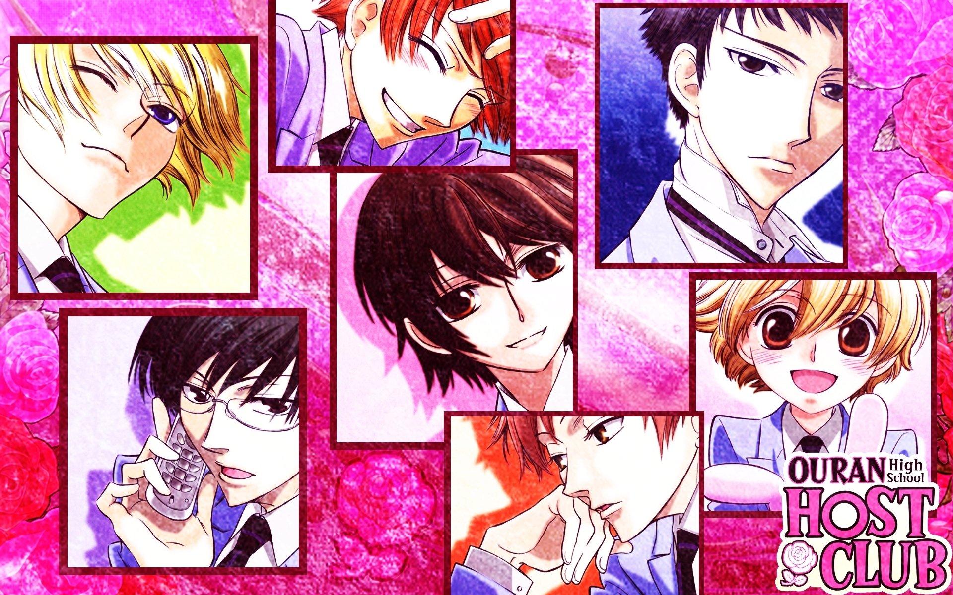 Ouran High School Host Club HD Wallpaper | Background ...