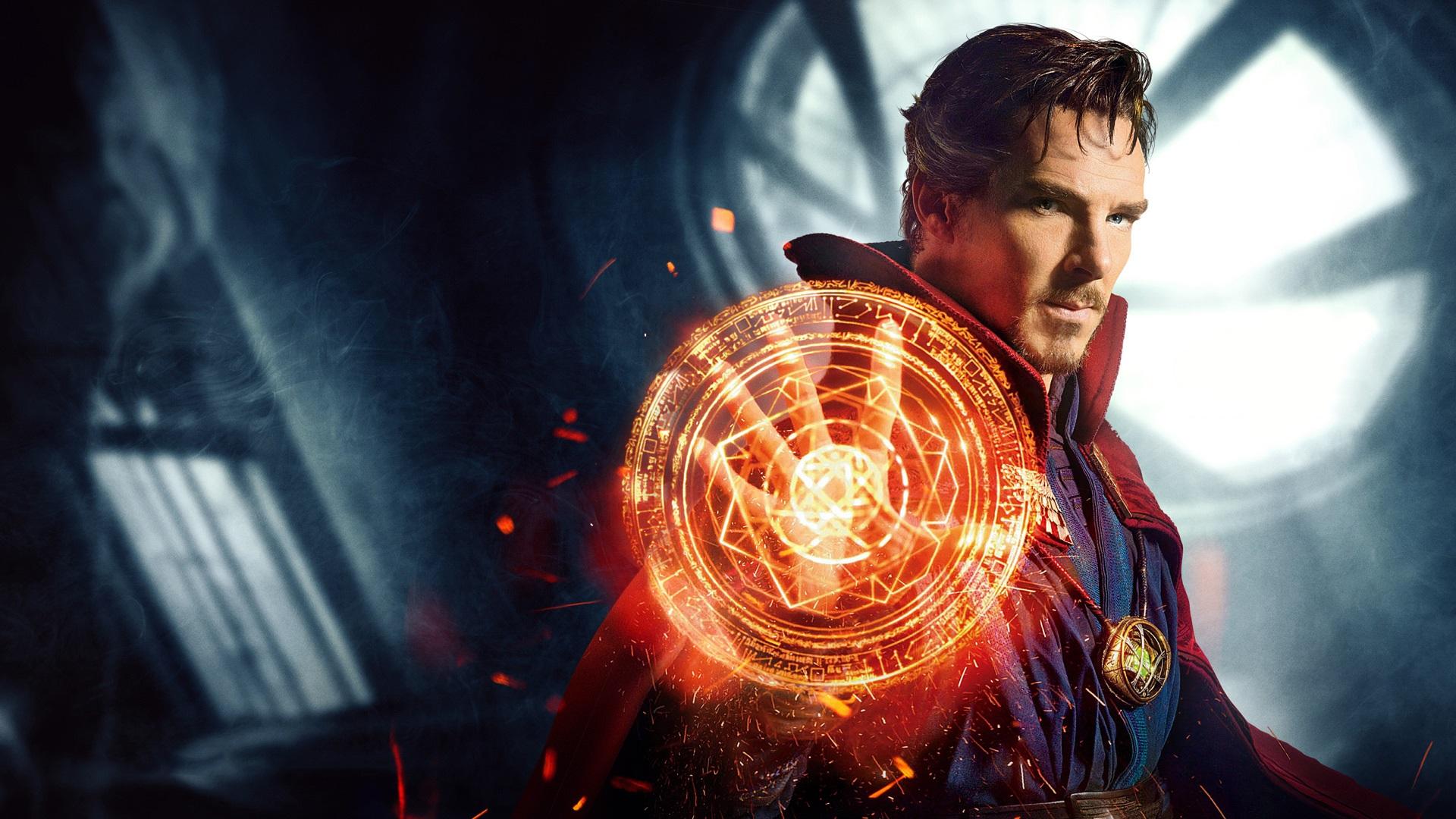 Doctor Strange: Hechicero Supremo 2016 Descarga Mega Español Latino Full HD