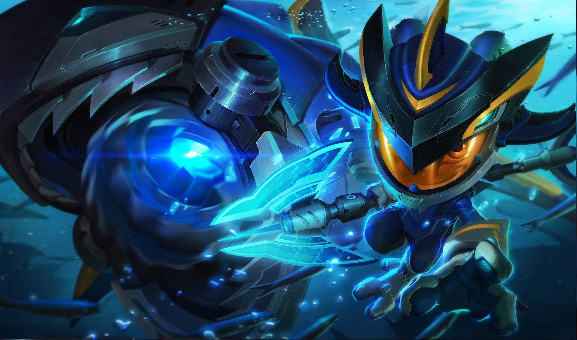 Fondos Para Pantalla: League Of Legends Fondo De Pantalla HD