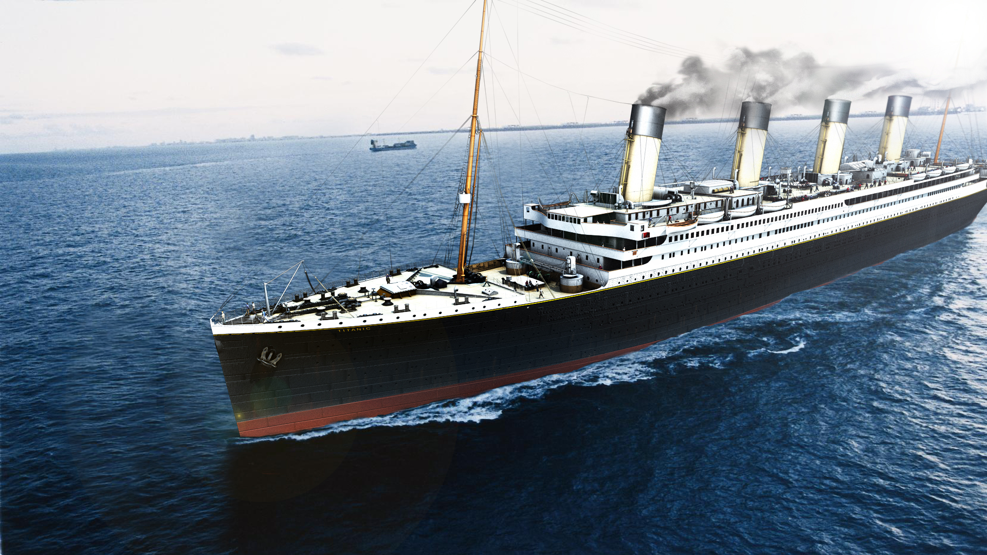 titanic full hd wallpaper and background image | 1920x1080 | id:699662