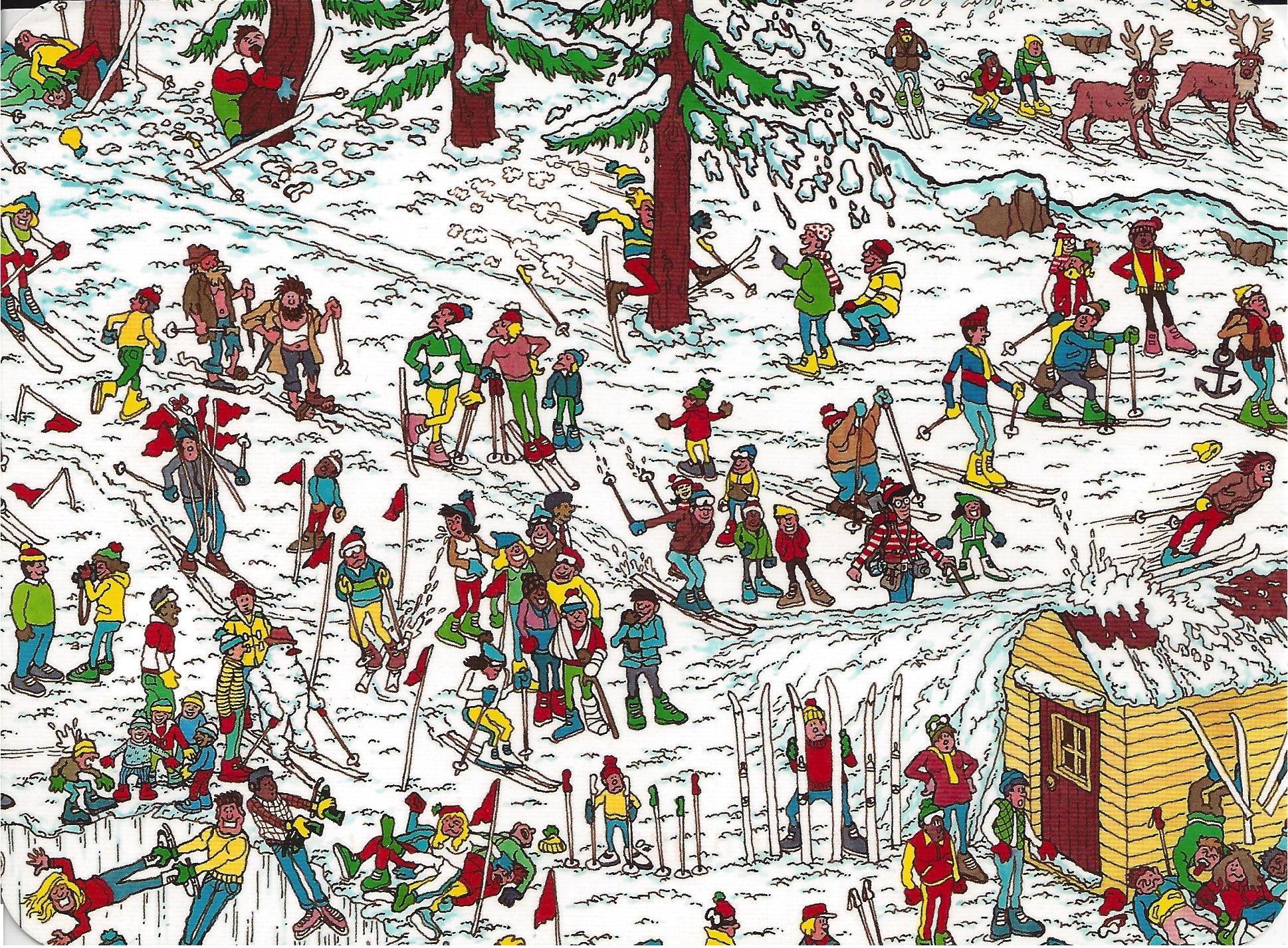 photo regarding Where's Waldo Pictures Printable referred to as 10 Wheres Waldo? High definition Wallpapers History Photos