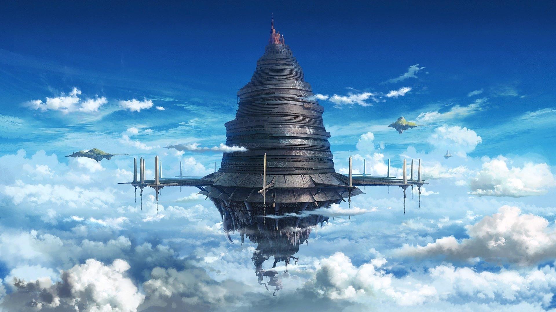 13 Aincrad Sword Art Online 高清壁纸 桌面背景 Wallpaper Abyss