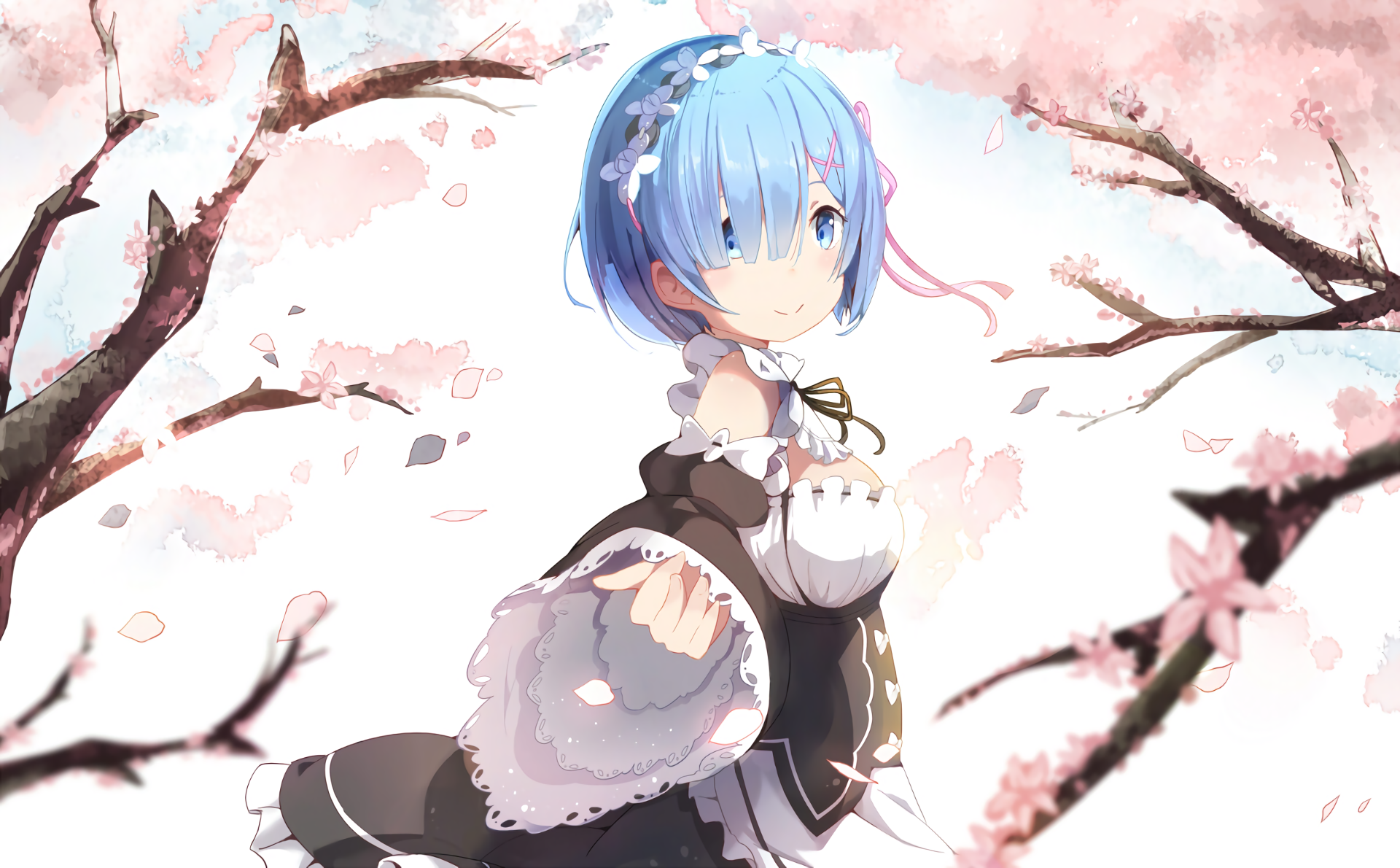 Rem re zero wallpaper