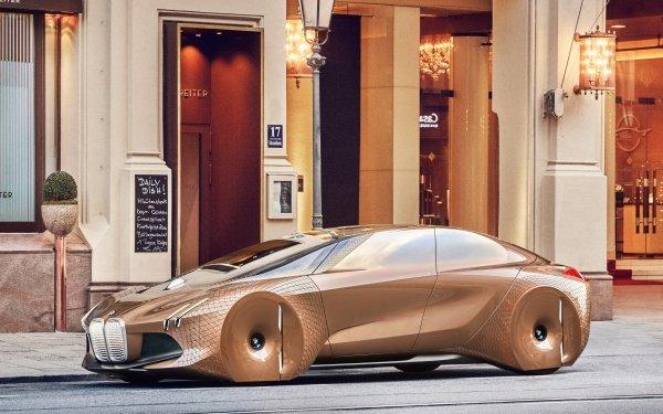 Véhicules BMW Supercar Concept Car Fond d'écran HD | Image