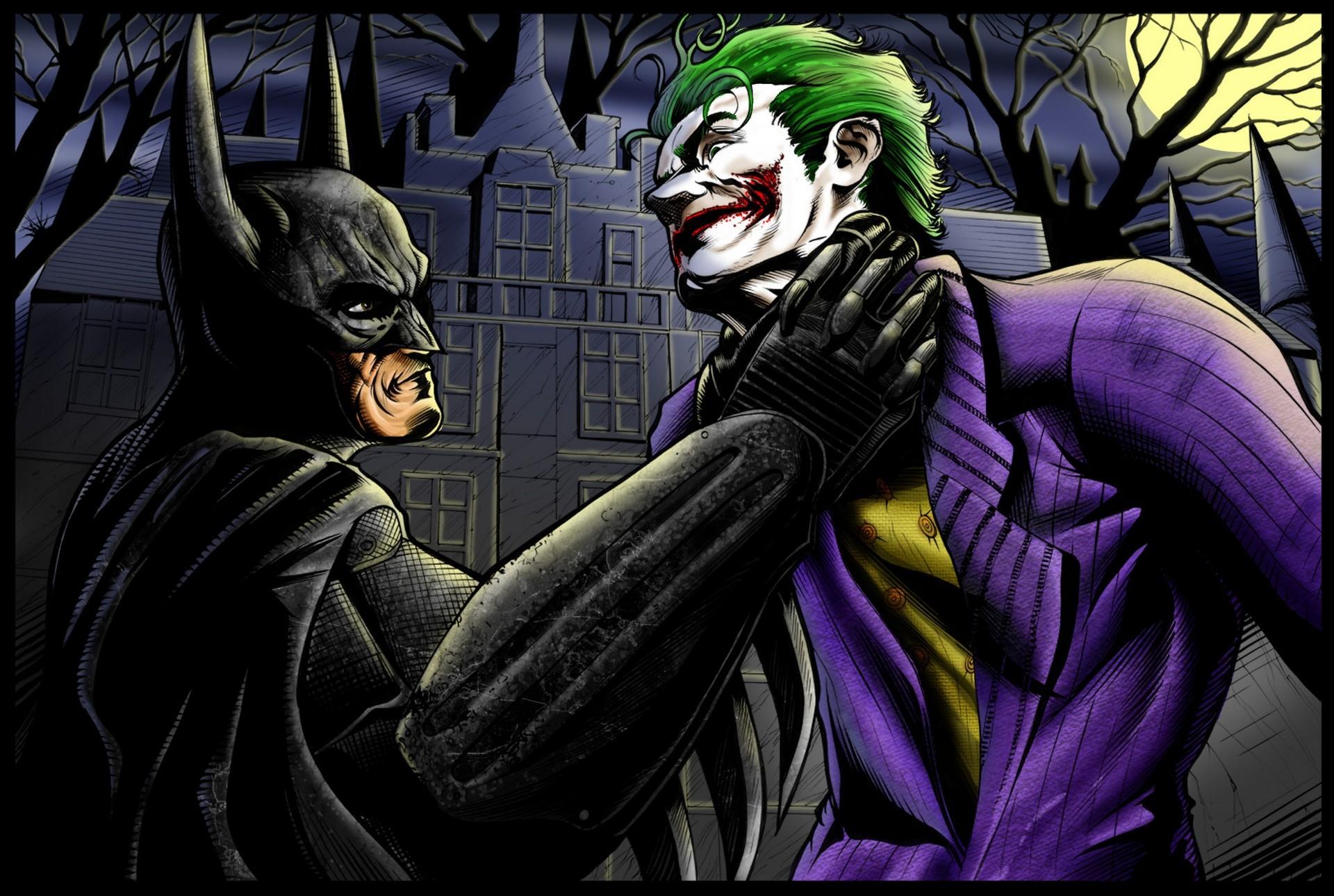 batman & joker Full HD Wallpaper and Background Image ...