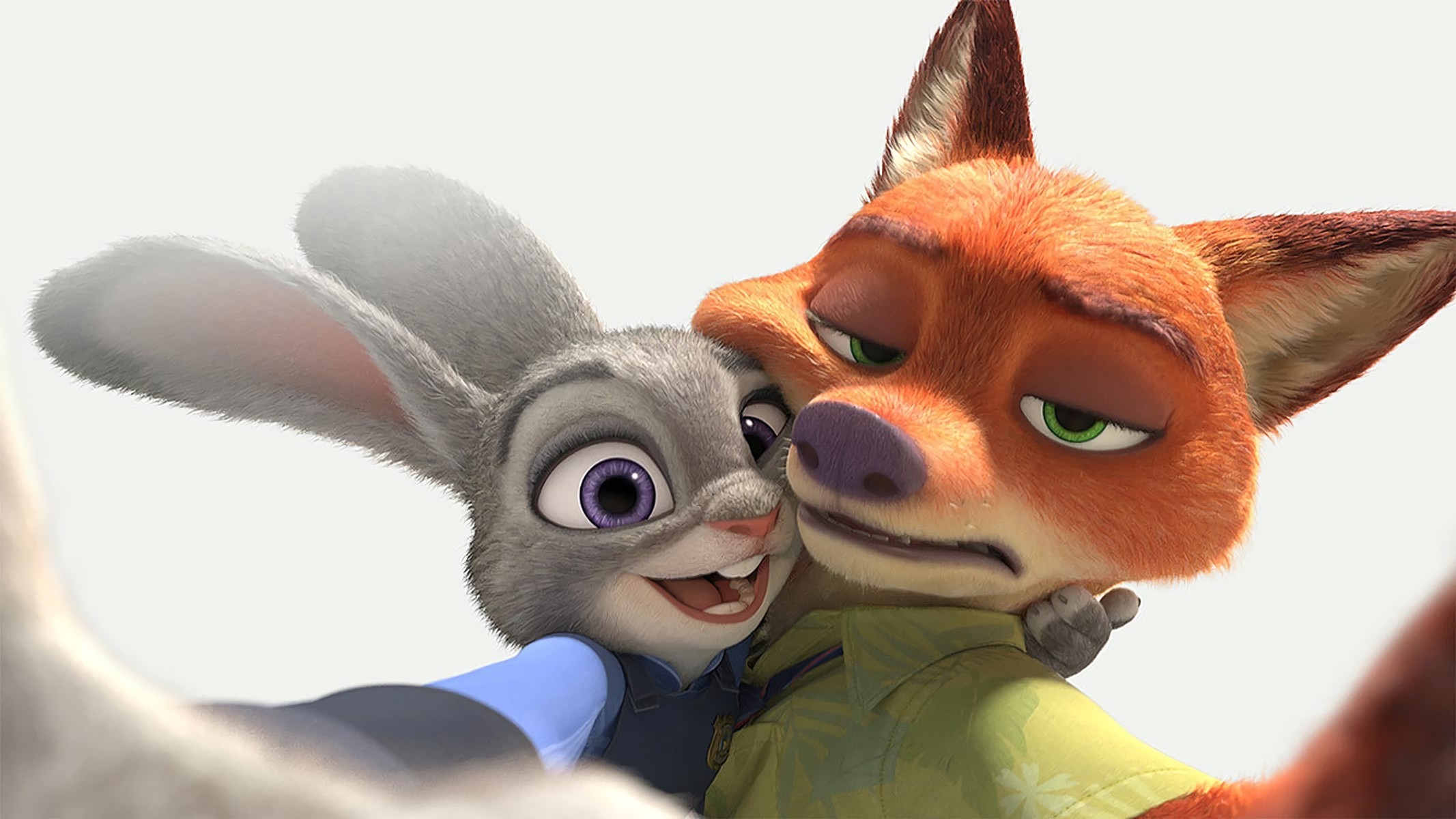 hd wallpaper background id703945 2133x1200 movie zootopia