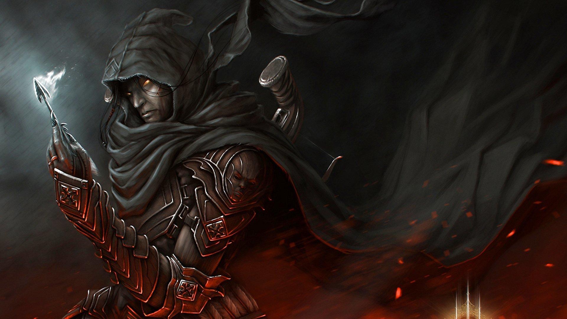 Diablo Iii Hd Wallpaper Background Image 1920x1080 Id 704505