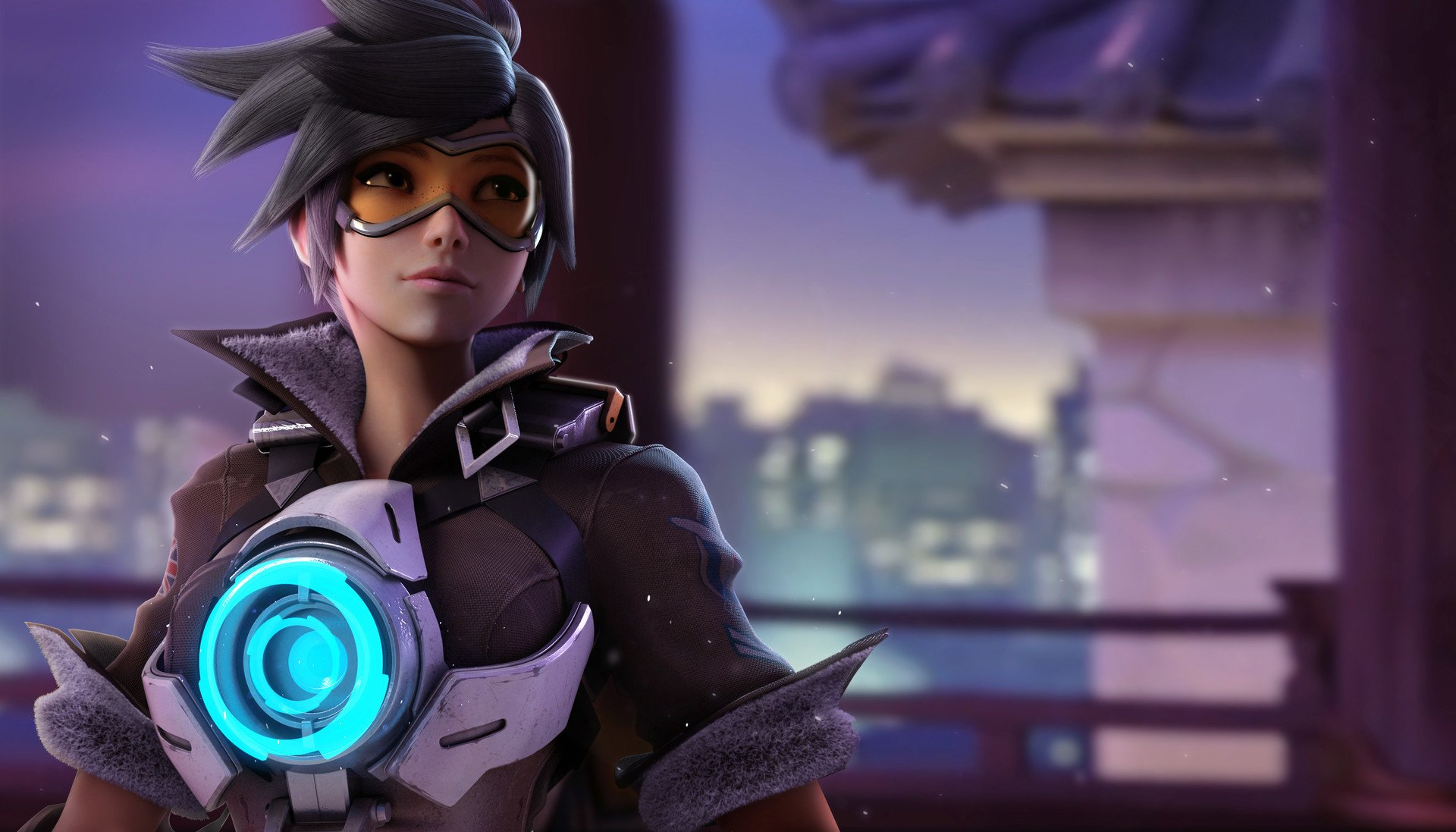 Video Game - Overwatch  Tracer (Overwatch) Wallpaper