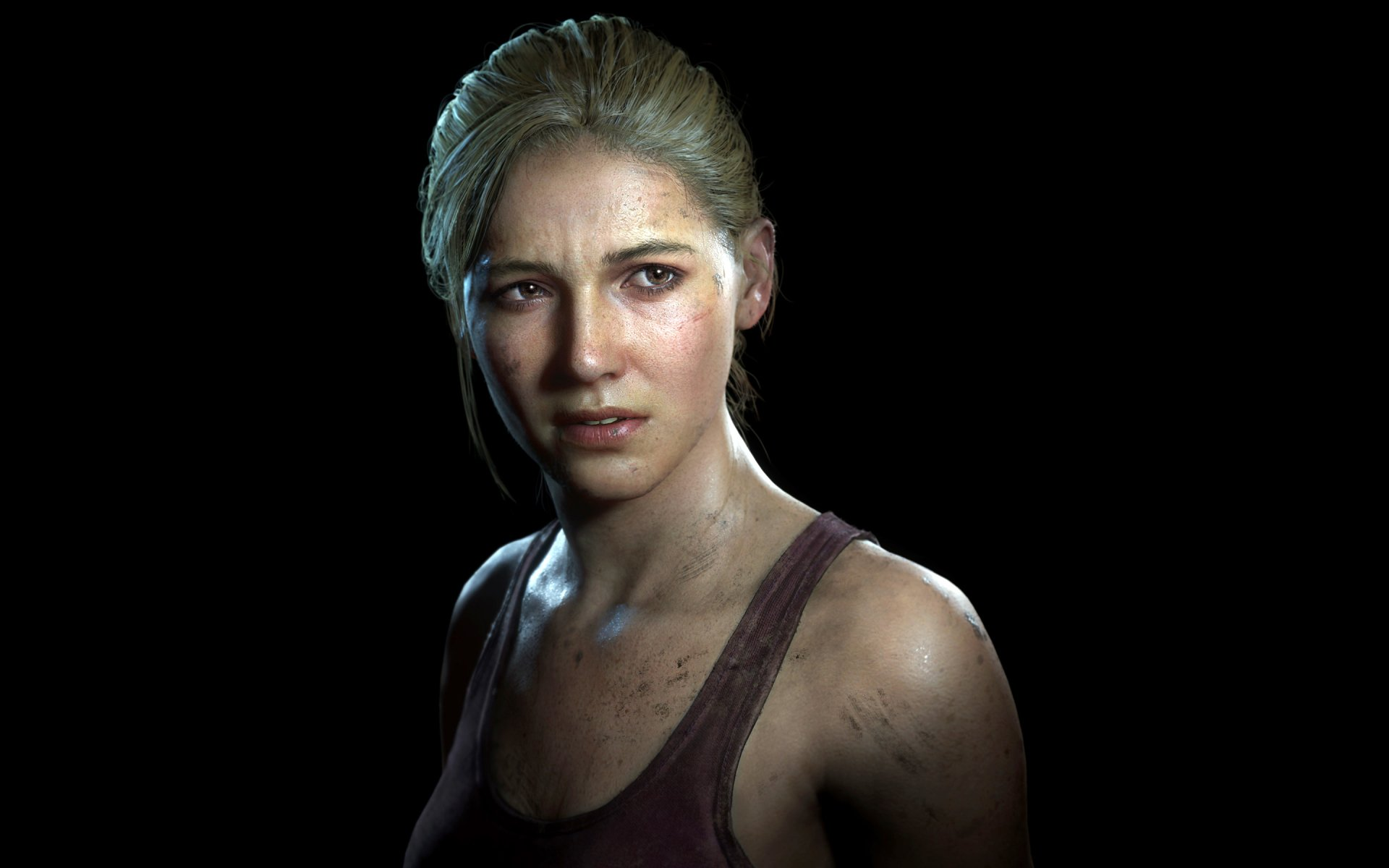 Video Game - Uncharted 4: A Thief's End  Uncharted Elena Fisher Wallpaper