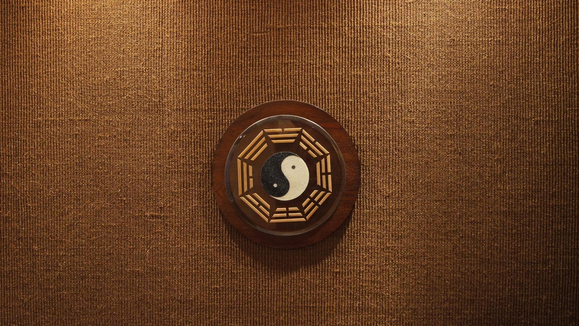 Yin & Yang HD Wallpaper   Background Image   1920x1080 ...
