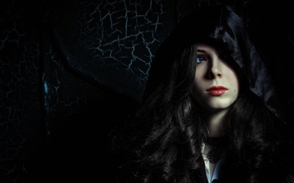 Women Cosplay The Witcher 3: Wild Hunt Yennefer of Vengerberg HD Wallpaper   Background Image