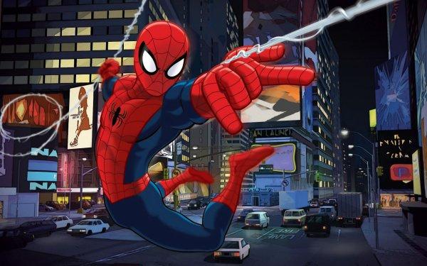 TV Show Ultimate Spider-Man Spider-Man HD Wallpaper | Background Image