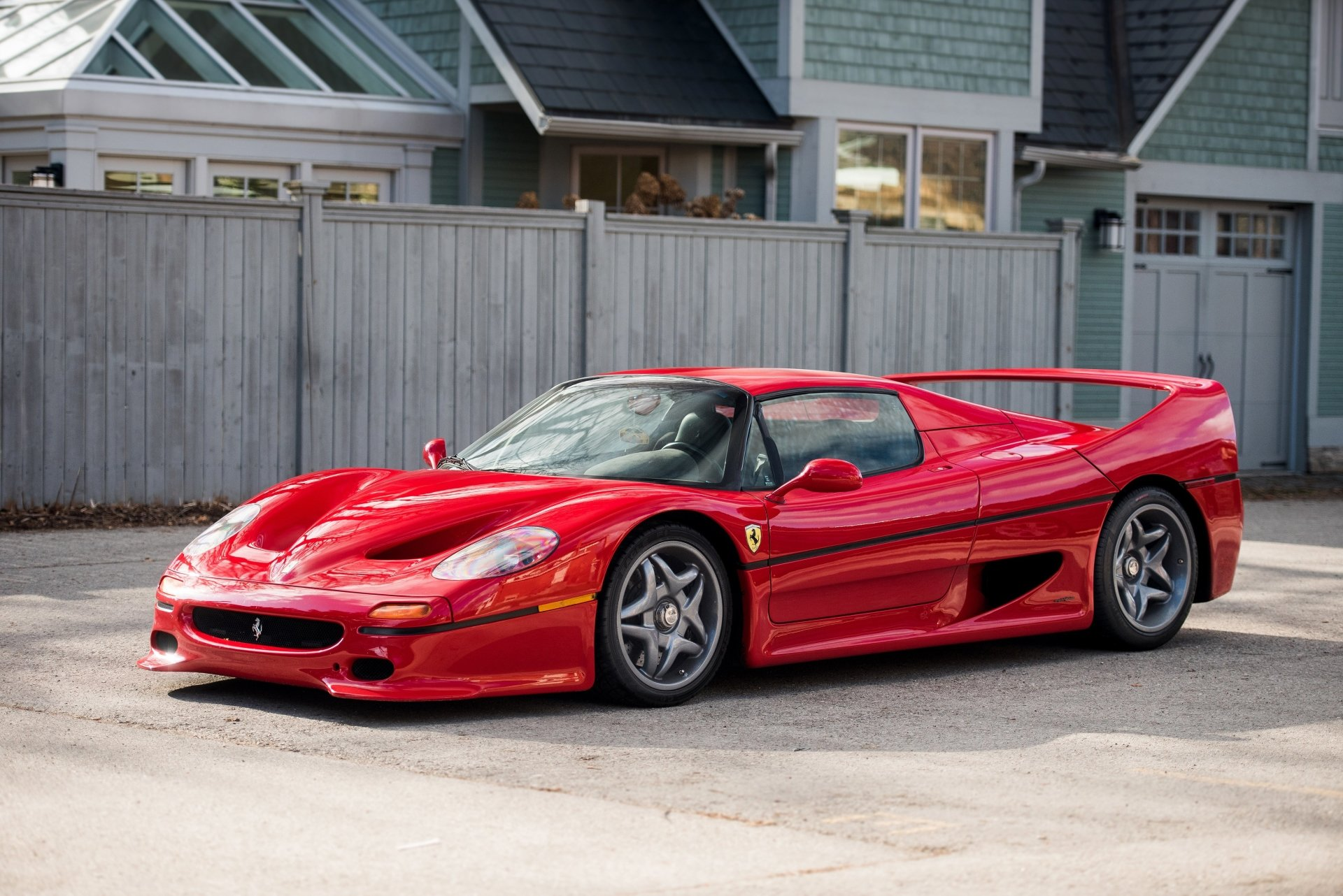 13 Ferrari F50 Hd Wallpapers Background Images Wallpaper Abyss