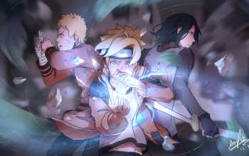 925 Boruto Hd Wallpapers Background Images Wallpaper Abyss