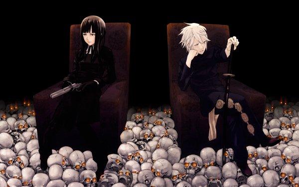 Anime Karasuma Kyouko No Jikenbo Kyoko Karasuma Kirio Uchida HD Wallpaper | Background Image