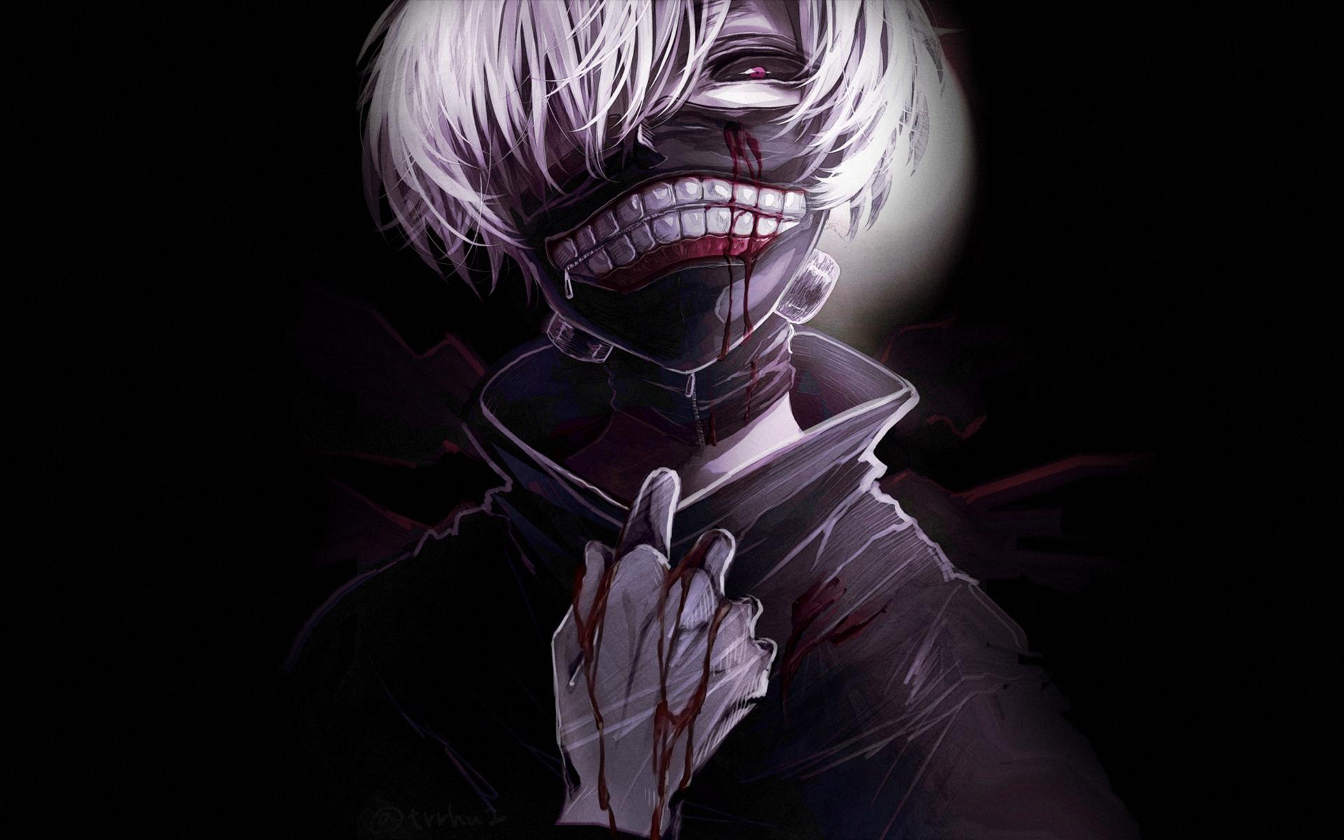 Tokyo Ghoul Bakgrundsbilder ID712825
