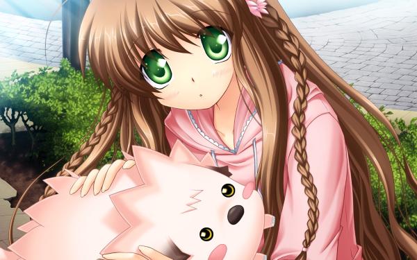 Anime Rewrite Kotori Kanbe HD Wallpaper | Background Image