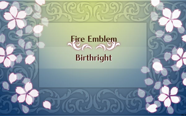 Video Game Fire Emblem Fates Fire Emblem Fire Emblem Fates: Birthright HD Wallpaper | Background Image