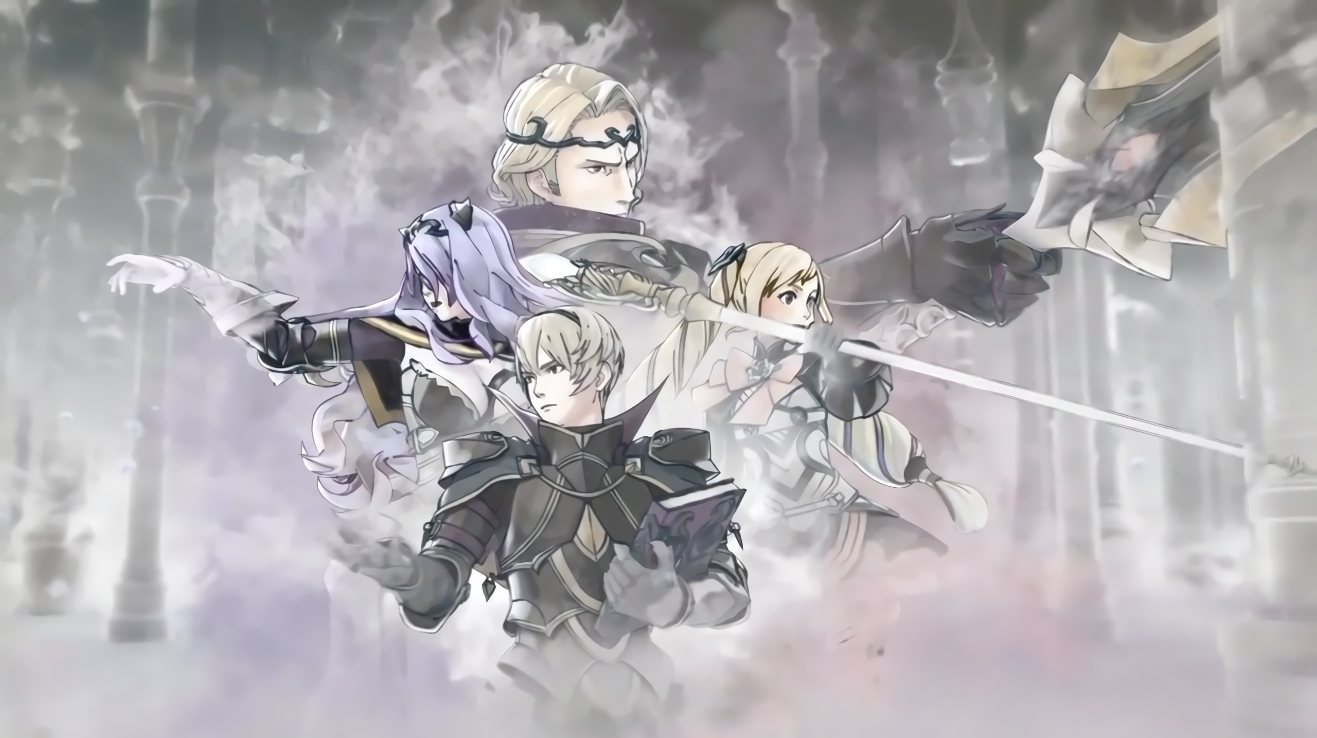 58 Fire Emblem Fates Hd Wallpapers Background Images Wallpaper