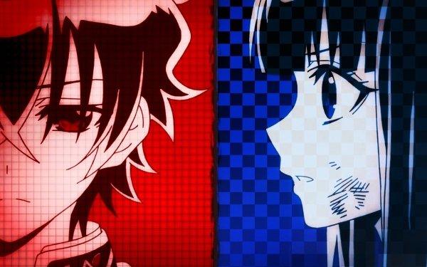 Anime Twin Star Exorcists Rokuro Enmadou Benio Adashino HD Wallpaper   Background Image