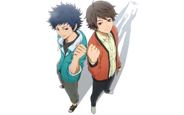 Anime Cheer Boys Haruki Bandou Kazuma Hashimoto Cheer Danshi!! HD Wallpaper   Background Image
