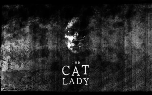 Video Game The Cat Lady Susan Ashworth HD Wallpaper   Background Image