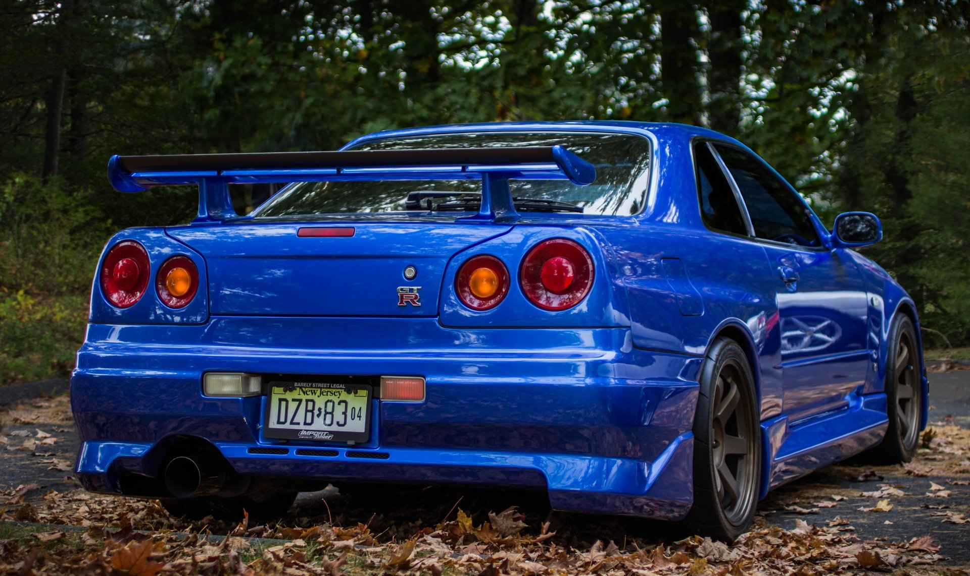 4 Nissan Skyline Gt R R34 Hd Wallpapers Background Images Wallpaper Abyss