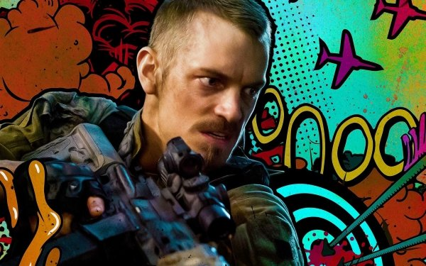 Movie Suicide Squad Rick Flag HD Wallpaper | Background Image