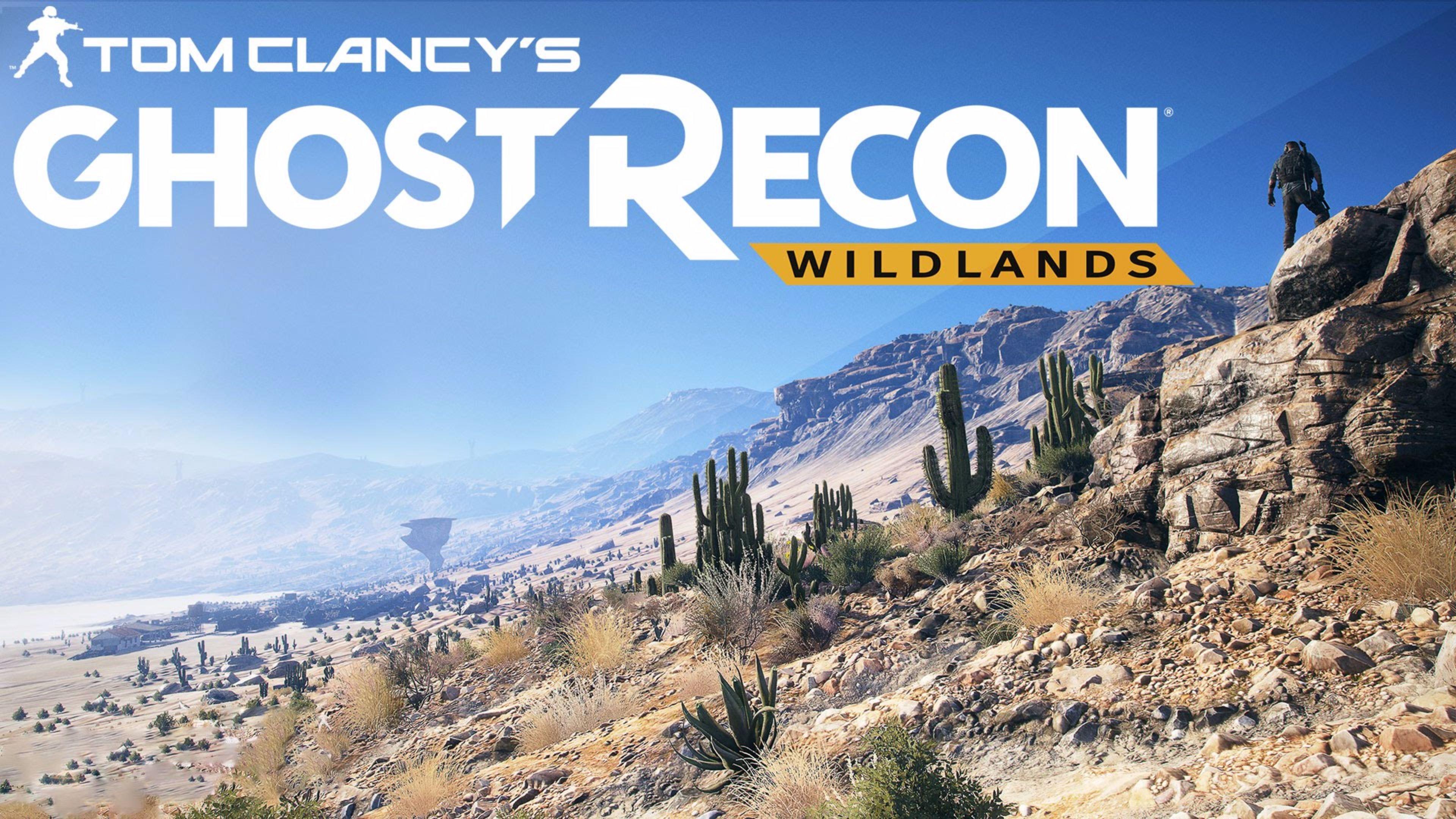 Tom Clancys Ghost Recon Wildlands 4k Ultra Fond Décran Hd