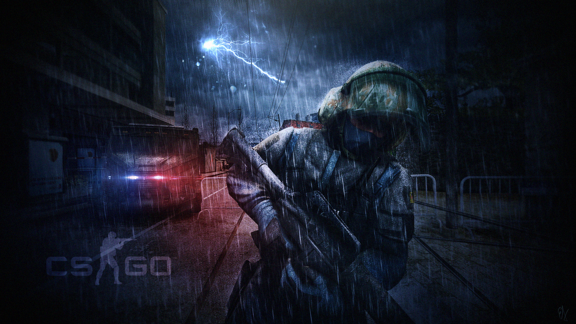 187 Counter-Strike: Global Offensive HD Wallpapers