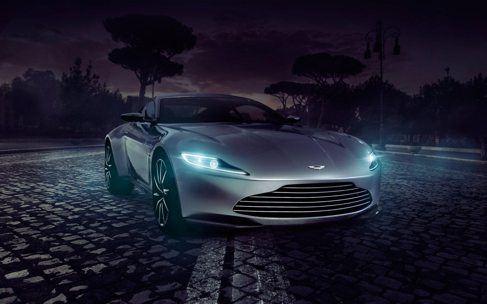 8 Aston Martin Db10 Hd Wallpapers Hintergründe Wallpaper Abyss