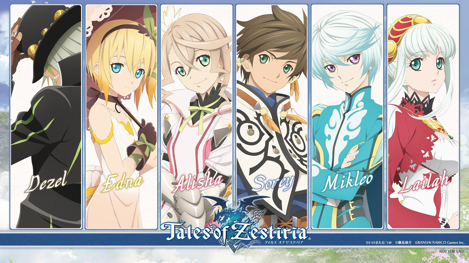 366 Tales Of Zestiria The X Hd Wallpapers Background Images