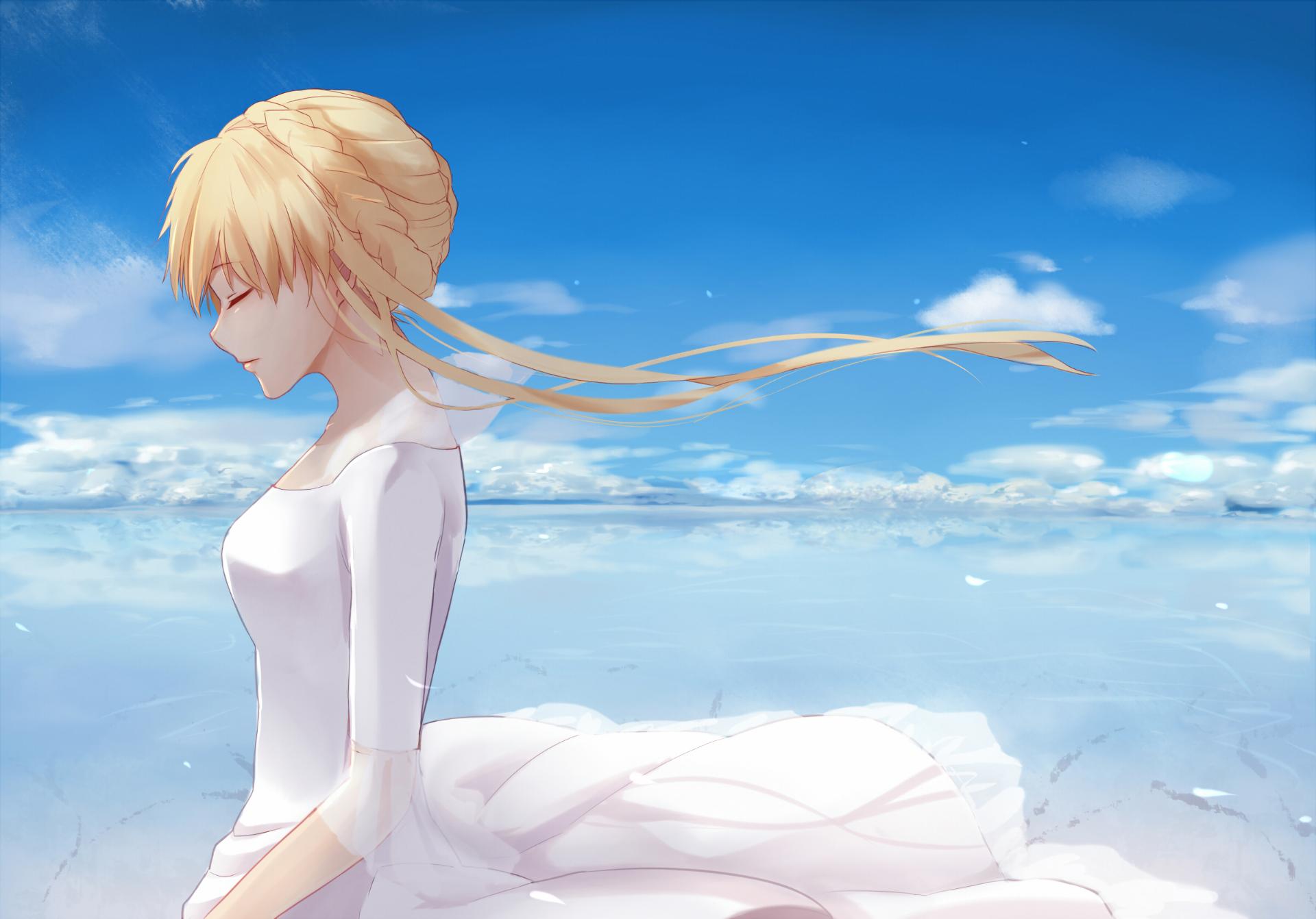 Anime - Aldnoah.Zero  Asseylum Vers Allusia Wallpaper