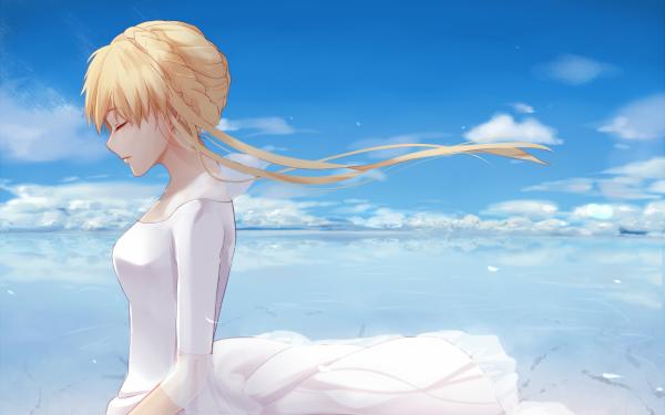 Anime Aldnoah.Zero Asseylum Vers Allusia HD Wallpaper | Background Image