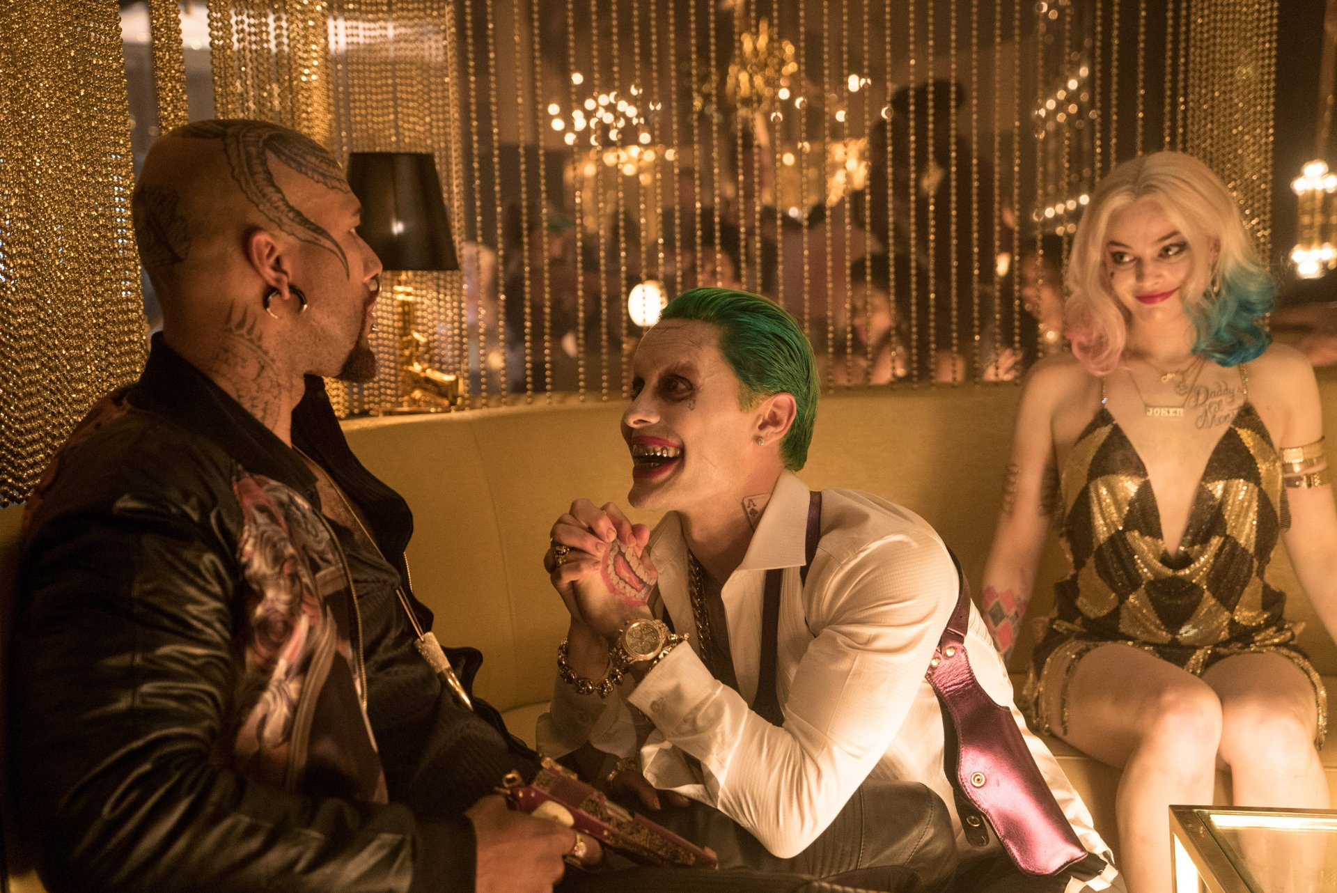 Jared leto images jared leto hd wallpaper and background photos - Movie Suicide Squad Harley Quinn Jared Leto Joker Margot Robbie Will Smith Deadshot Wallpaper