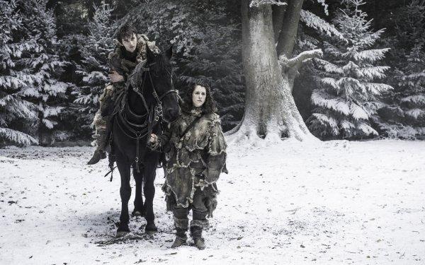 TV Show Game Of Thrones Ellie Kendrick Isaac Hempstead-Wright Bran Stark Meera Reed HD Wallpaper | Background Image
