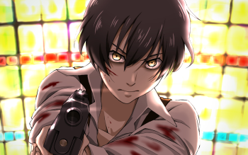 Preview Anime - 91 Days Art