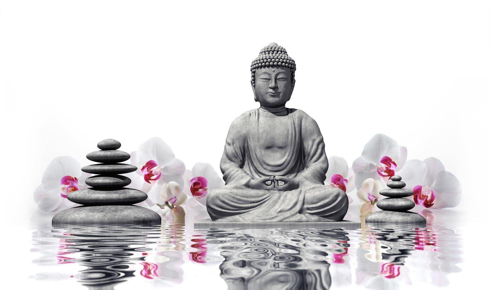 Buddha HD Wallpaper | Background Image | 1920x1133 | ID ...