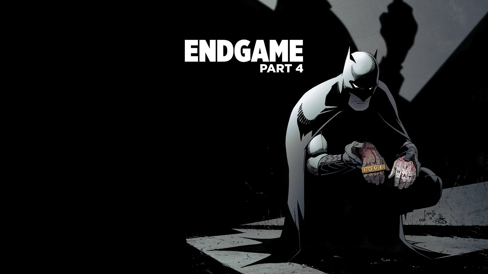 Batman New 52 1 Wallpaper And Background Image