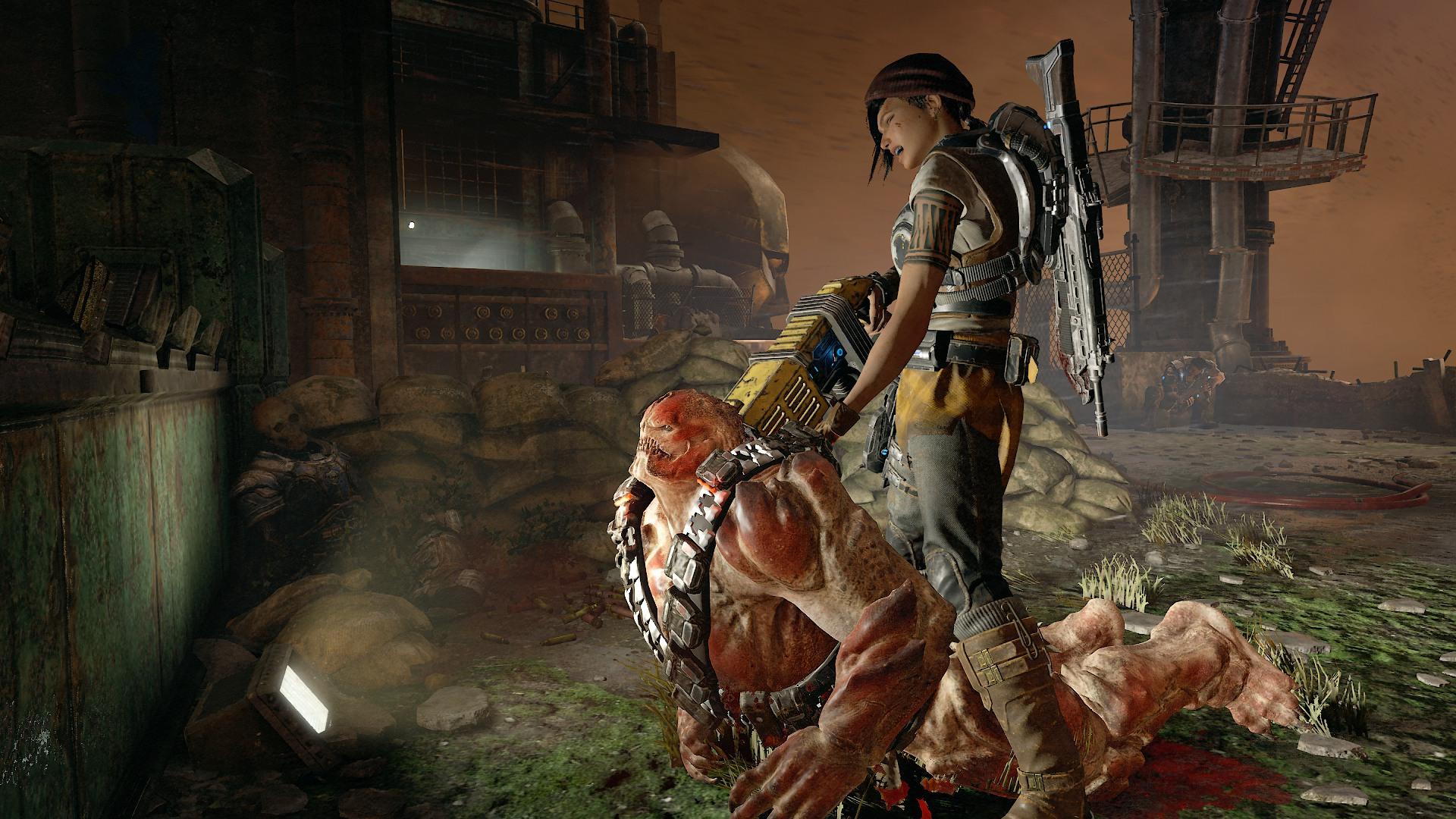 Gears Of War 4 Hd Wallpaper Background Image 1920x1080 Id