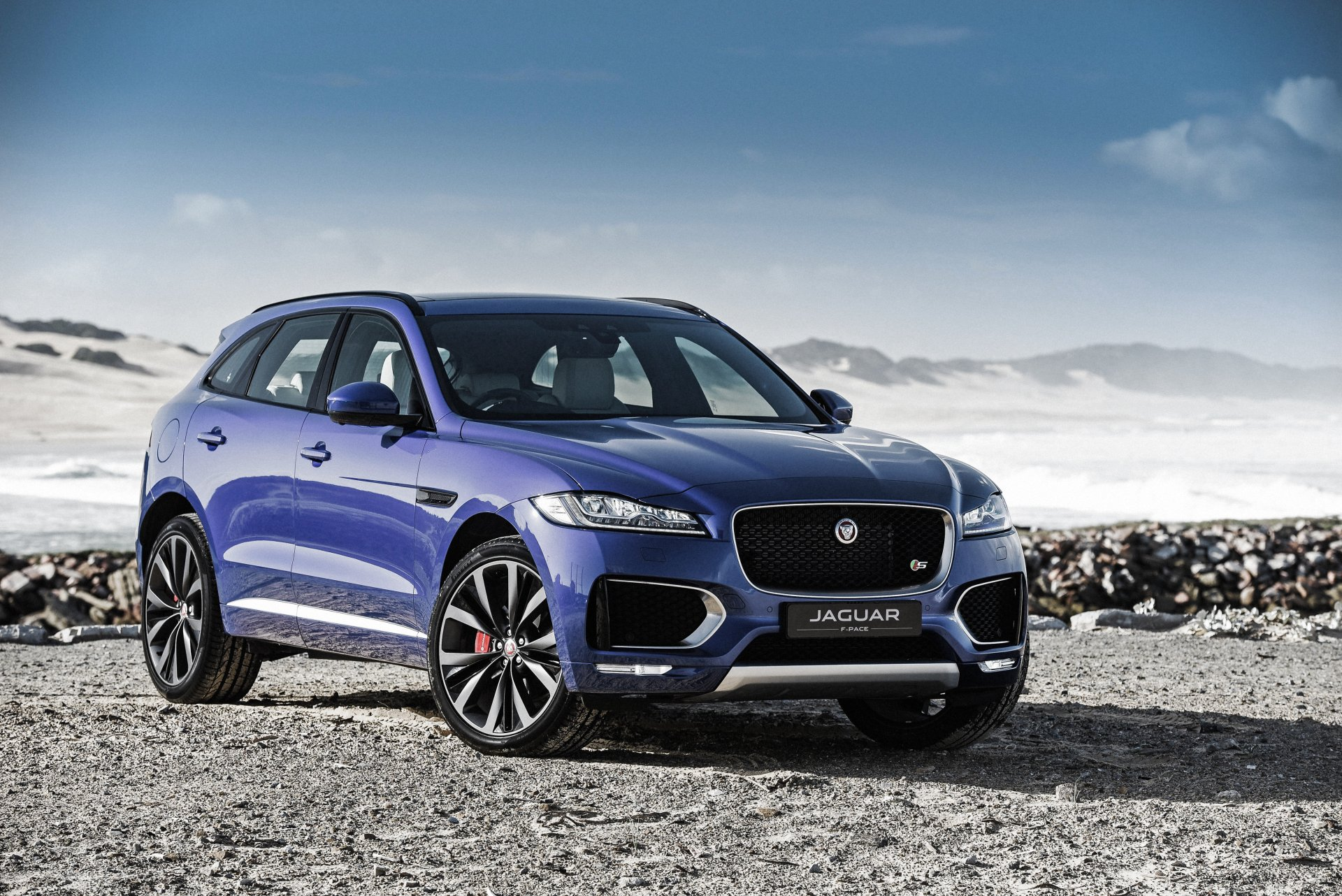 31 Jaguar F Pace Hd Wallpapers Background Images Wallpaper Abyss