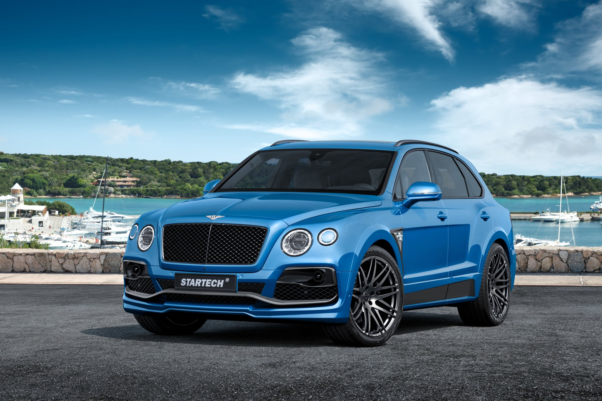 50 Bentley Bentayga Hd Wallpapers Background Images Wallpaper Abyss