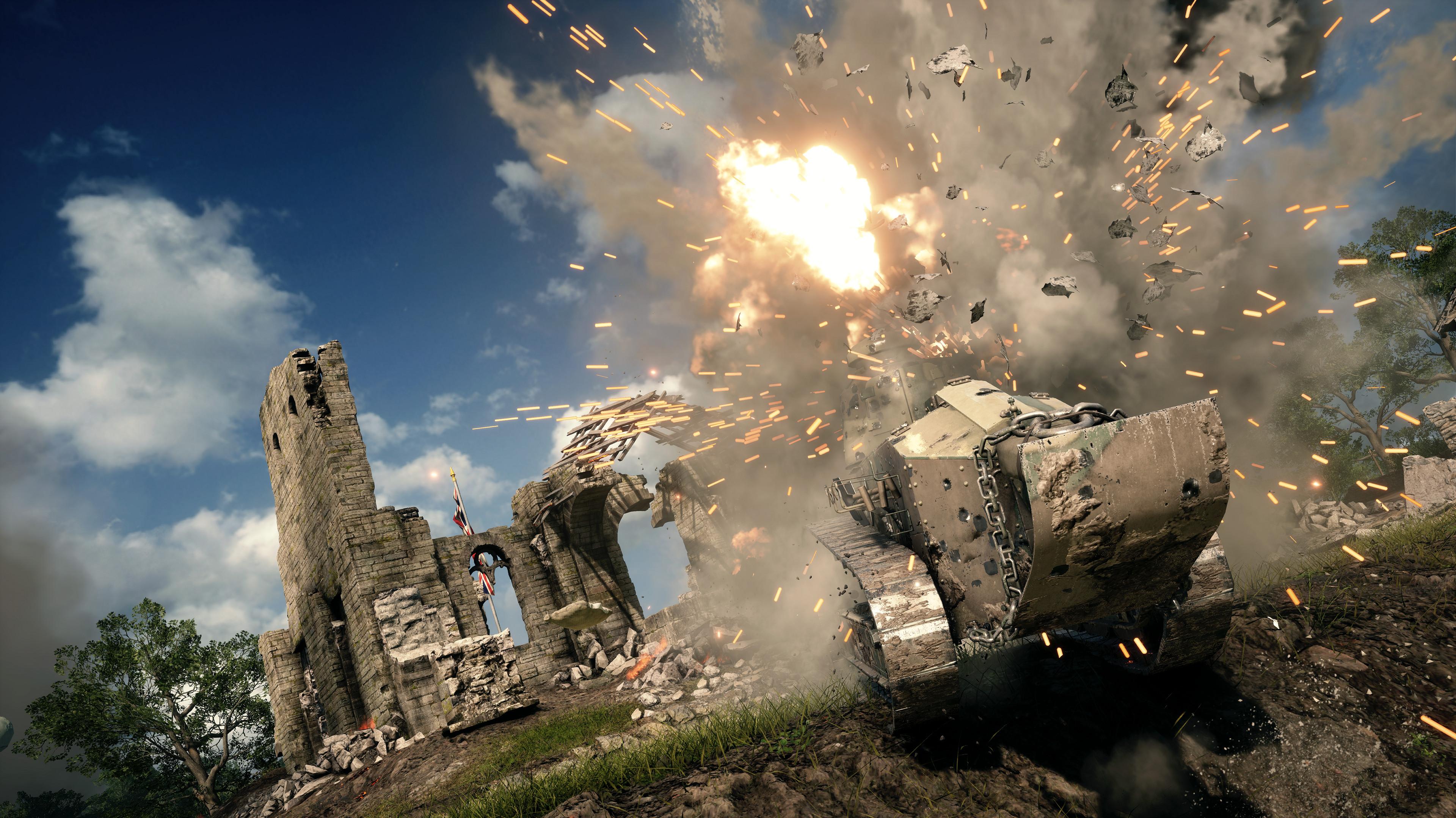 Battlefield 1 4k Ultra Tapeta Hd: Battlefield 1 4k Ultra HD Wallpaper