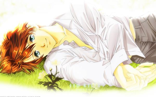 Anime Gakuen Heaven Keita Itou Yaoi HD Wallpaper | Background Image