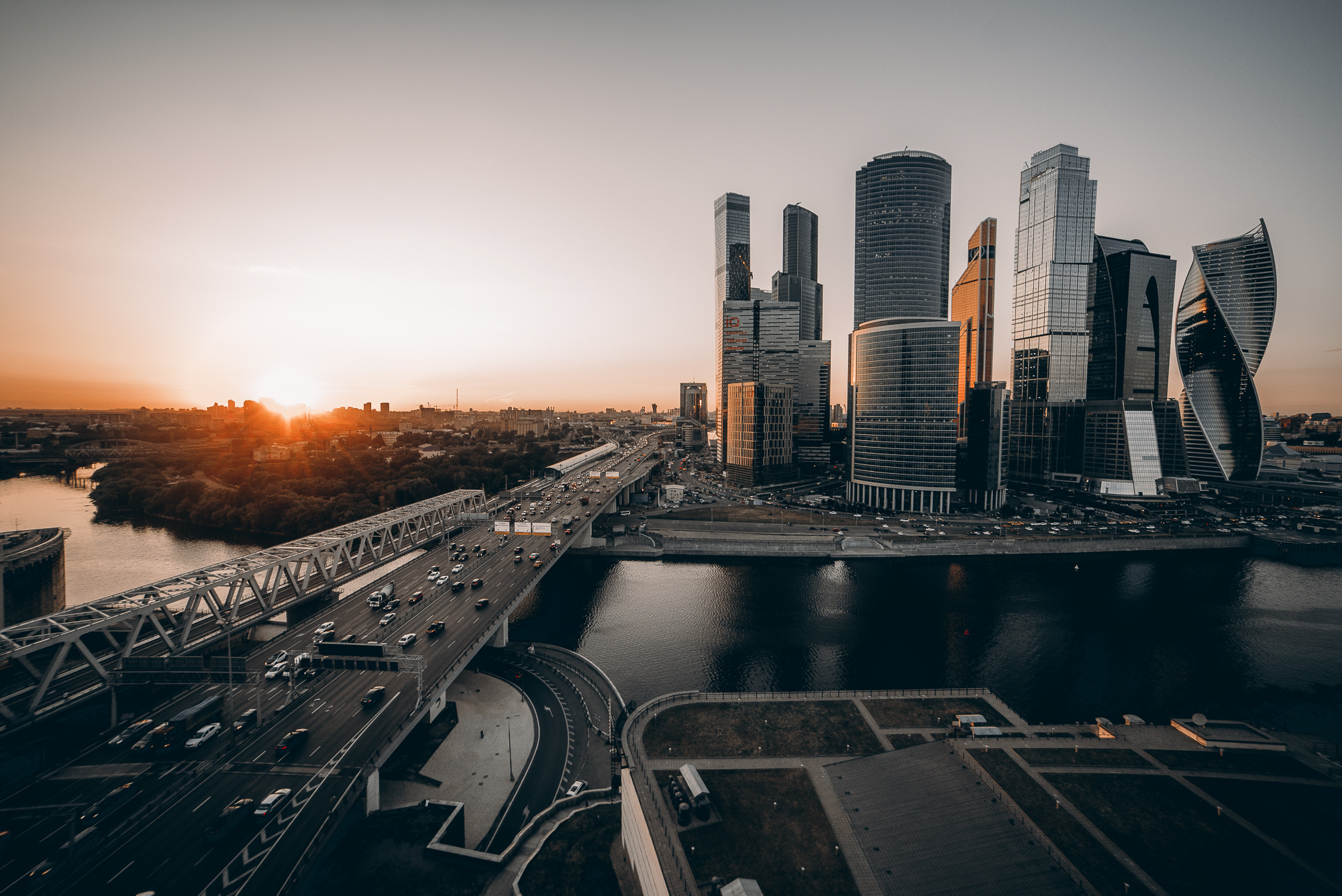 Moscow hd wallpaper background image 2000x1335 id 724153 wallpaper abyss - 4k wallpaper russia ...