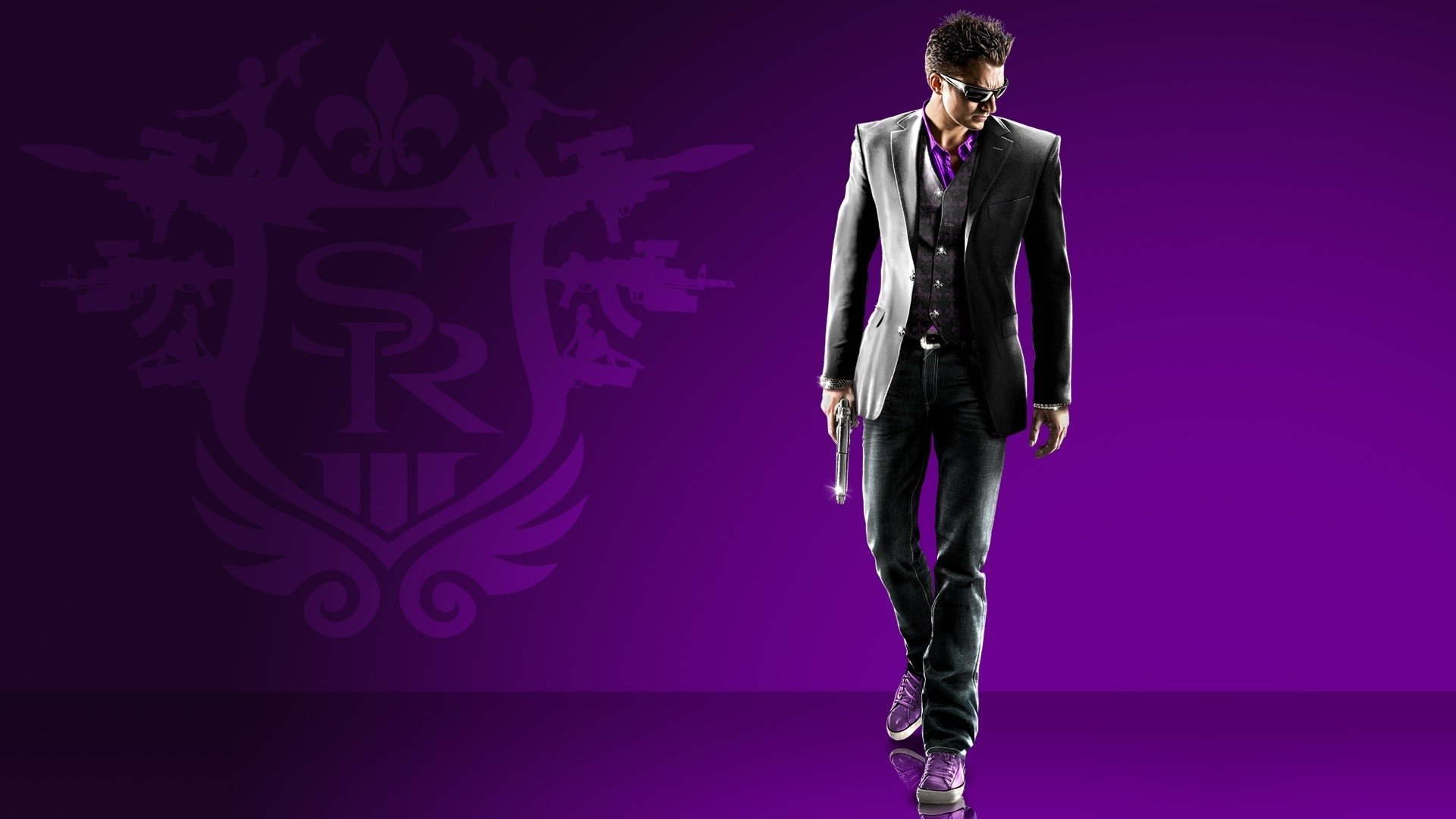 Saints Row The Third Hd Wallpaper Background Image 1920x1080 Id 724105 Wallpaper Abyss