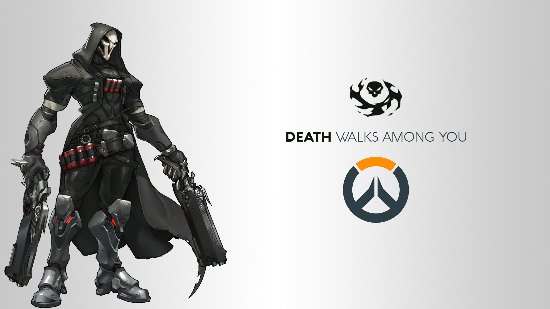 Dual Monitor Wallpaper Overwatch: Overwatch Full HD Wallpaper And Background