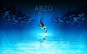 Preview Video Game - Abzu Art